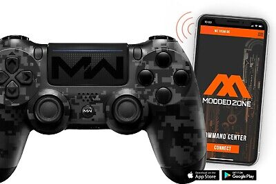 AU175.87 • Buy  MW  PS4 SMART Custom Rapid Fire Modded Controller. Mods For FPS Games. COD