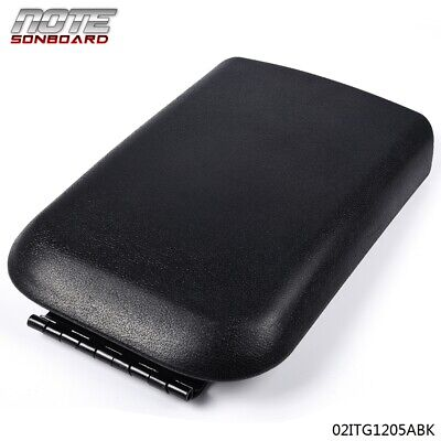 $19.21 • Buy For 05-09 Ford Mustang Black Center Console Armrest Lid Cover 5R3Z6306024AAC
