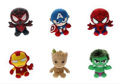 £11.99 • Buy Ty Beanie Babies/Buddies Soft Toy Marvel Superhero New With Tags
