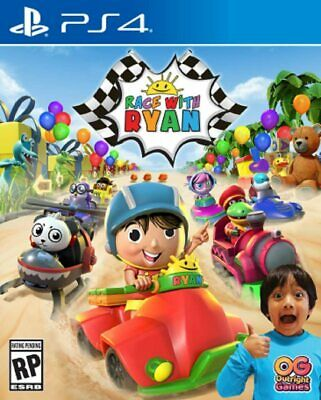 AU79 • Buy Race With Ryan Sony PS4 Youtube Star Family Kids Racing Video Game Playstation 4