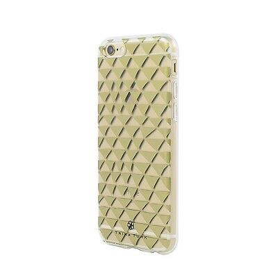 AU14.98 • Buy Incipio Trina Turk Protective Case For IPhone 6 & 6S - Gold Triangles