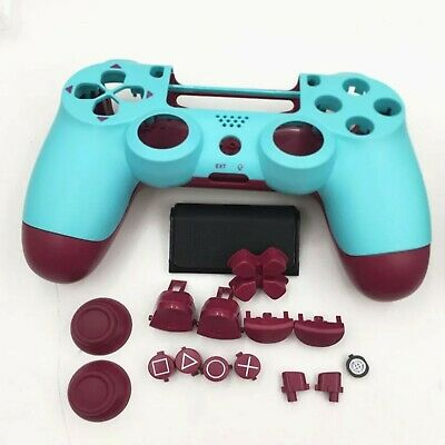 AU27.40 • Buy Limited Edition For PS4 Slim Shell Case Cover Button JDM 040 Controller 3 Colour