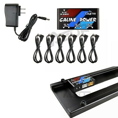 $ CDN36.34 • Buy Caline Power Supply CP-02 Mini Power Supply For Guitar Effect Pedal 6 Outputs