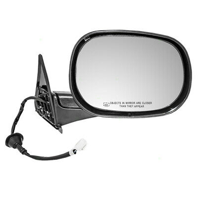 Side Mirror for 98-02 Dodge Ram Pickup Truck Passengers Power Heated 55076488AB
