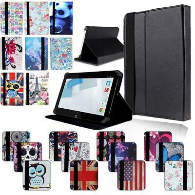 AU6.99 • Buy FOLIO LEATHER STAND COVER CASE For HP Slate 7 /Stream 7 /Pro 8/Slate 10 HD