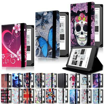 AU7.99 • Buy LEATHER STAND Cover CASE For 6  7  10  Kobo Arc/Aura/Clara/Touch EReader Tablet