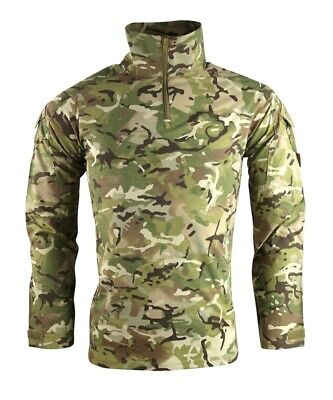 Kombat Army Style Spec-Ops Under Body Armour Combat Shirt UBACS BTP (MTP Match) • 23.99£