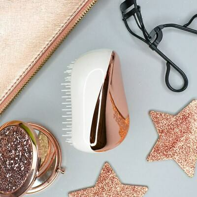 Tangle Teezer Rose Gold Luxe Compact Styler • 21.99£