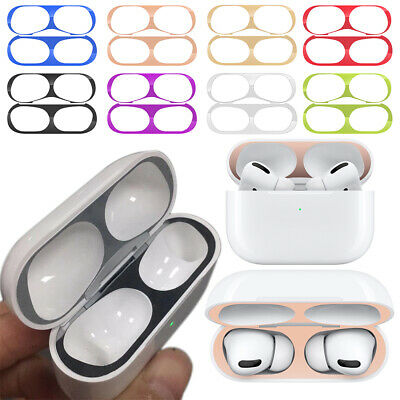 $ CDN2.09 • Buy For Apple Airpods Pro Accessories Metal Dust Guard Film Sticker Iron Plate Cover