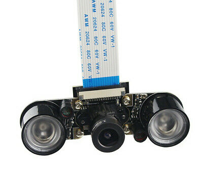 AU23.09 • Buy NEW Raspberry Pi Camera Module + IR Night Vision 3.6MM Wide Angle Mini Kossel