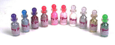 £5.99 • Buy Fairy Dust Cosmetic Glitter Bottles, 5 Assorted Colours Party Wedding Make Up