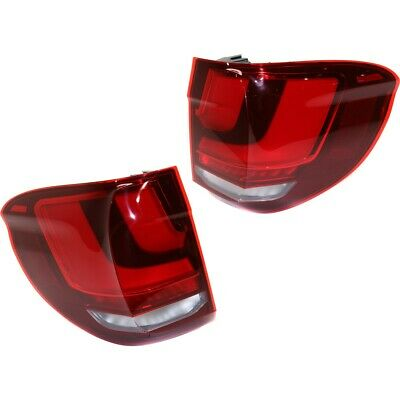 $687.32 • Buy BM2804118, BM2805118 Tail Lights Lamps Set Of 2 Left-and-Right Outside Pair