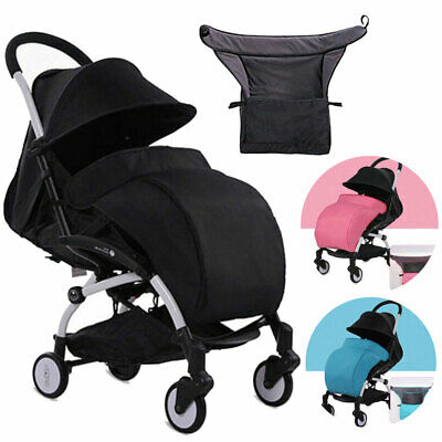 £10.43 • Buy Windproof Baby Stroller Foot Muff Snuggle Cover Buggy Pram Pushchair Warm Padded