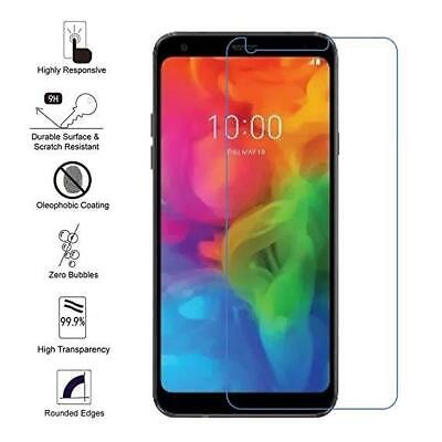 Tempered Glass Screen Protector For LG Q7 Mobile Phone • 2.99£