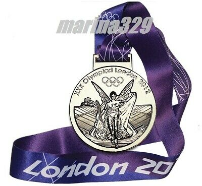 £39.83 • Buy Silver Medal 2012 London Awards At The Olympic Games.