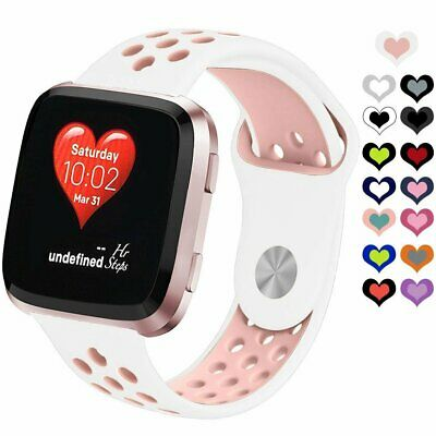 $ CDN11.25 • Buy L/S Durable Wrist Strap For Fitbit Versa 2 /LITE /Special Edition Bands Replace