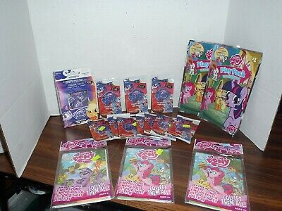 My Little Pony Collectible Card Game 12 Card Booster Packs 16 Item Set New    • 16.27£