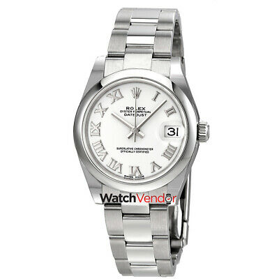 $ CDN9945.99 • Buy Rolex Datejust Lady 31 White Dial Stainless Steel Automatic Watch 178240WRO