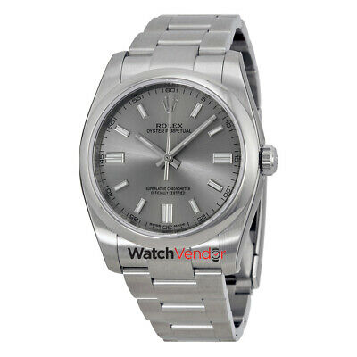 $ CDN8264.99 • Buy Rolex Oyster Perpetual 36 Mm Stainless Steel Automatic Men's Watch 116000RSO