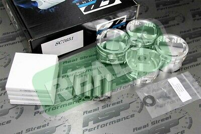 AU956 • Buy CP Forged Turbo Pistons For MR2 Corolla 4AGE 16V 82mm 9.0:1 +0.040  Oversize