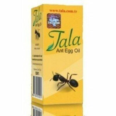 £15.98 • Buy TALAT Tala Ant Egg Oil For Permanent Hair Reducing Removal (20ml)