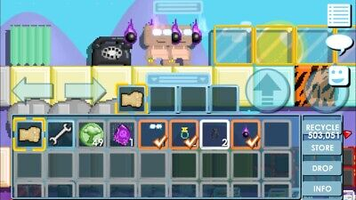$ CDN159.08 • Buy Growtopia Account+Seiles Magic Orbs,Focoused Eyes,Gemini Ring,Ring Of Simth,+