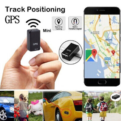 Mini GPS GPRS Tracker Magnetic Car Spy GSM Real Time Tracking Locator Device UK • 7.99£