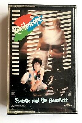 SIOUXSIE AND THE BANSHEES - KALEIDOSCOPE - Cassette 3184146 - HAPPY HOUSE Etc • 21.99£