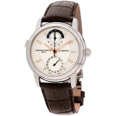 Frederique Constant Classic Hybrid Manufacture Automatic Men's Watch FC-750V4H6 • 1,325$
