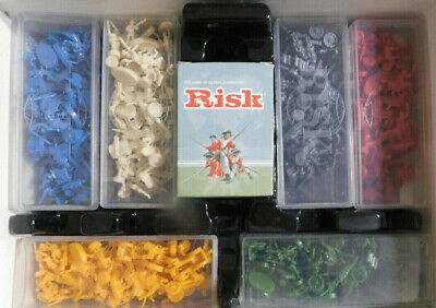 $10 • Buy Risk Board Game Parker Brothers Replacement Armies Army Pieces Parts