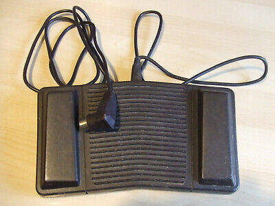LFH 0103/00 Foot Pedal Control Philips Dictation Machine • 19£