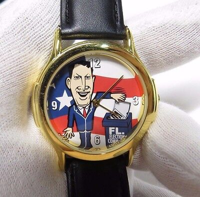 £21.29 • Buy AL GORE,2000 Election Fraud  Stuffing FL VOTES  Prototype,MEN'S WATCH,M-12,L@@K!