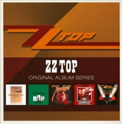 AU23.78 • Buy ZZ Top - Original Album Series [CD]