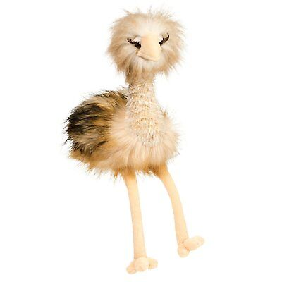 Olivia The Ostrich 19  Long By Douglas Cuddle Toy Stuffed Animal Plush Bird • 24.95$