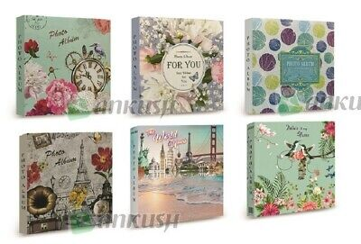 Self Adhesive Photo Album 20 Sheets/ 40 Sides Pages Picture Album Extra Large  • 9.99£