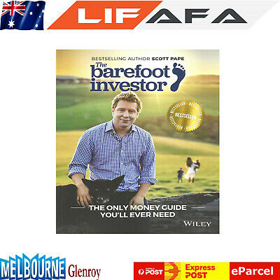 AU40.49 • Buy The Barefoot Investor By Scott Pape (Updated 2019) AA