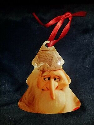$29.99 • Buy NEW!  Rankin/Bass' Winter Warlock Metal Ornament! Santa Claus Is Comin' To Town