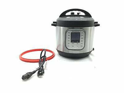 $55.12 • Buy Instant Pot Duo Nova 6-Quart 7-in-1, One-Touch Multi-Use Programmable Pressure C