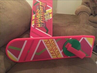 $ CDN1303.39 • Buy Limited Michael J Fox New Back To The Future Hoverboard1:1 Prop BTTF Marty McFly