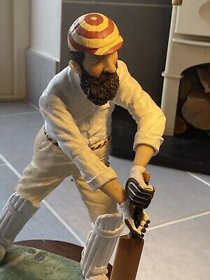 "Cricket WG Grace 12"" Collectable Limited Edition • 150£"