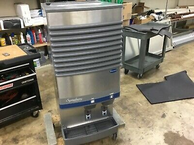 $2500 • Buy Follett Commercial Countertop Ice And Water Dispensing Unit