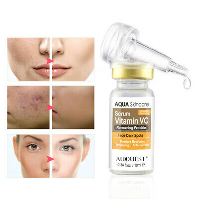 AU4.05 • Buy Pure 100% Hyaluronic Acid Serum Face Vitamin C Essence Anti Aging Anti-Wrinkle