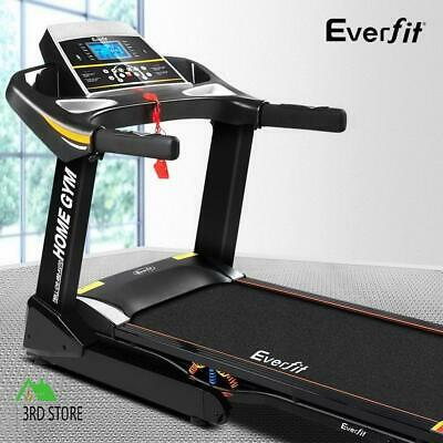 AU1062.50 • Buy RETURNs Everfit Electric Treadmill Auto Incline Home Gym Exercise Machine Fitnes