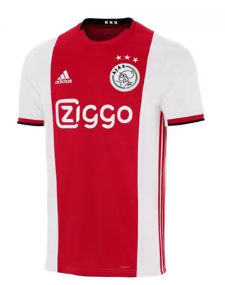 AJAX Amsterdam Home Soccer Jersey 2019/2020 • 49.99$
