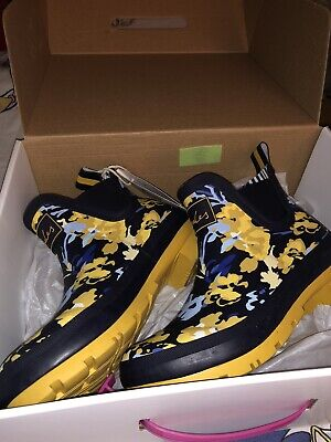 Joules Wellibob Rain Boots New Size 7 Free Shipping • 35$