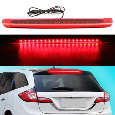 $9.30 • Buy 1pcs Red 3RD High Brake Light 12V LED Auto Car Rear Stop Tail Lights Accessories