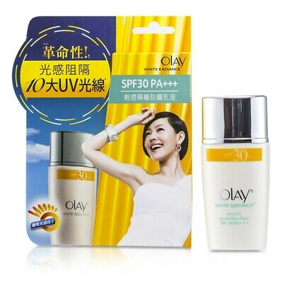 AU39.20 • Buy NEW Olay White Radiance Ultra UV Protective Fluid SPF 30 40ml Womens Skin Care