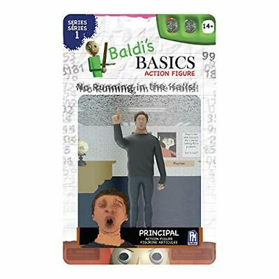 $ CDN26.55 • Buy Baldi`s Basics 5 Inch Action Figure - Principal Of The Thing (UK IMPORT) TOY NEW