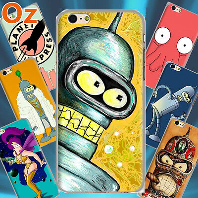 AU11 • Buy Futurama Case For ASUS Zenfone Max Plus (M2) ZB634KL, Painted Cover WeirdLand