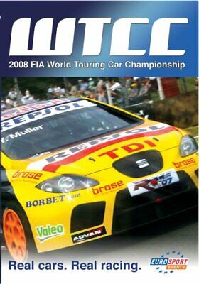£15.25 • Buy World Touring Car Review 2008 [DVD][Region 2]